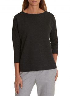 Betty & Co Flared Jersey Top