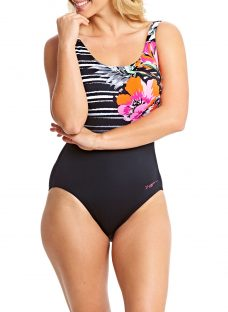 Zoggs Latino Love Scoopback Swimsuit