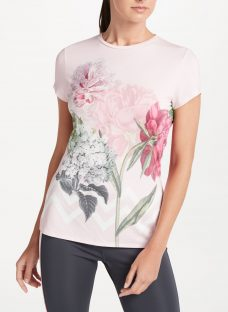 Ted Baker Fit to a T Geree Garden Fitted T-Shirt