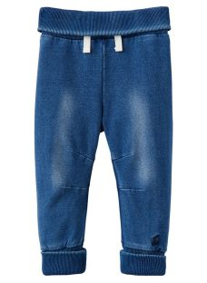 Baby Joule Hugo Denim Jogging Bottoms