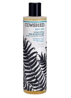 Cowshed Wild Cow Invigorating Bath & Shower Gel