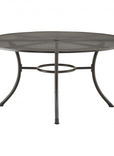 John Lewis Henley by KETTLER Round 6-Seater Garden Dining Table