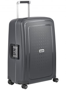 Samsonite S'cure Delux 4-Wheel 75cm Suitcase