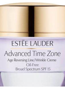 Estée Lauder Advanced Time Zone Age Reversing Line/Wrinkle Face Creme Oil Free SPF 15