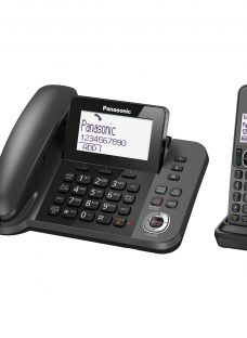 Panasonic KX-TGF320EM Combo Phones and Answering Machine with Nuisance Call Blocker