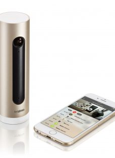Netatmo Welcome Home Camera with Face Recognition