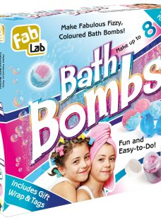 Fablab Make Your Own Bath Bombs Kit