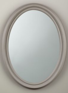 Croft Collection Oval Medium Mirror