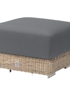 4 Seasons Outdoor Kingston Footstool and Cushion