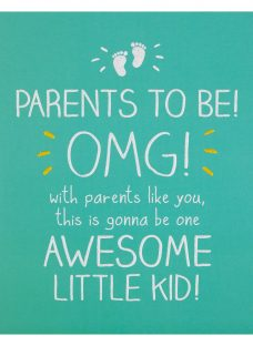 Happy Jackson Parents To Be Omg Card