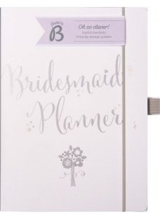 Busy B Bridesmaid Planner