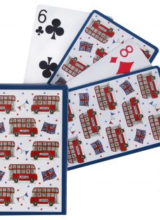 Milly Green Celebrating Britain New Playing Cards