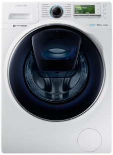 Samsung AddWash WW12K8412OW/EU Washing Machine