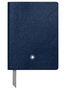 Montblanc #145 Leather Notebook