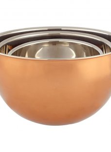 Croft Collection Copper Mixing Bowls