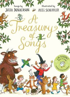 A Treasury Of Songs Book