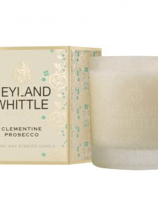 Heyland & Whittle Clementine prosecco Candle