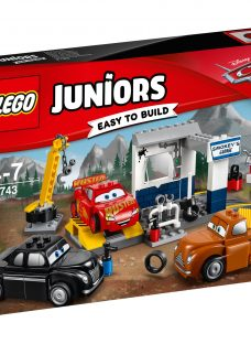 LEGO Juniors Disney Pixar Cars 3 10743 Smokey's Garage