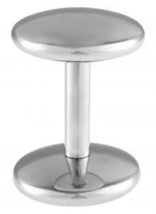 Kitchen Craft Le'Xpress Stainless Steel Coffee Tamper