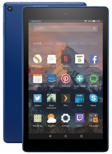 New Amazon Fire HD 8 Tablet with Alexa