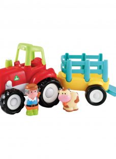 Early Learning Centre HappyLand Tractor Set