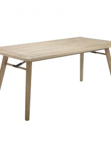 John Lewis Eden 6-Seater Outdoor Dining Table