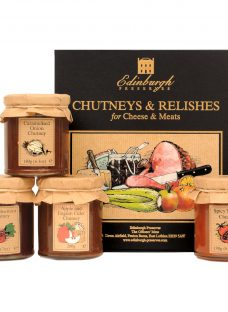 Edinburgh Preserves Chutneys & Relishes For Cheese and Meats