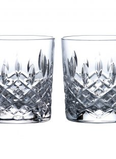 Royal Doulton R&D Collection Highclere Crystal Cut Tumblers