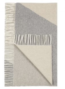Croft Collection Placement Wool Throw