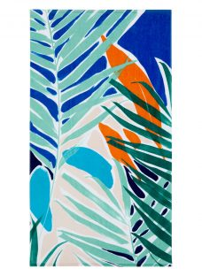 House by John Lewis Palm Beach Towel