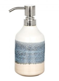 Croft Collection Ambleside Reactive Glaze Soap Dispenser