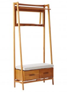 west elm Mid-Century Hall Stand