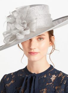 John Lewis Vera East West Occasion Hat