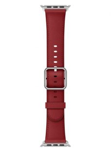 Apple Watch 38mm Leather Classic Buckle