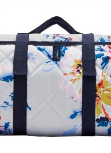 Joules Whitstable Quilted Floral Picnic Rug