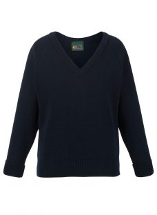Alleyn's Lower and Middle School Unisex V-Neck Jumper