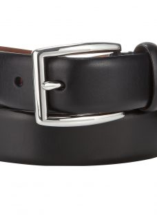 Polo Ralph Lauren Polished Buckle Leather Belt