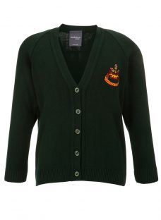 Oakwood Preparatory School Girls' Cardigan