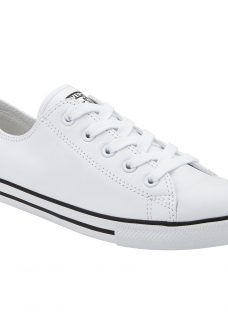 Converse Chuck Taylor All Star Women's Dainty Leather Trainers
