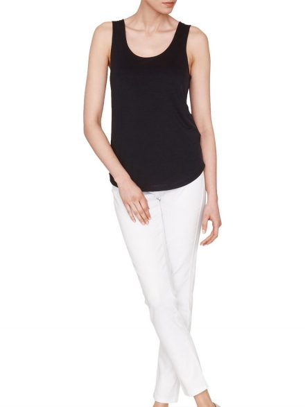 L.K.Bennett Ginny Double Layer Top