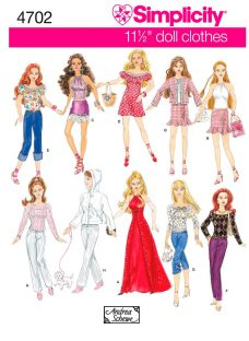 Simplicity Craft Sewing Pattern