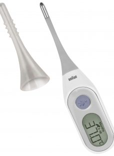 Braun Age Precision Stick Thermometer