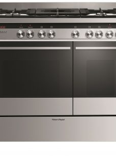 Fisher & Paykel OR90L7DBGFX Dual-Fuel Range Cooker