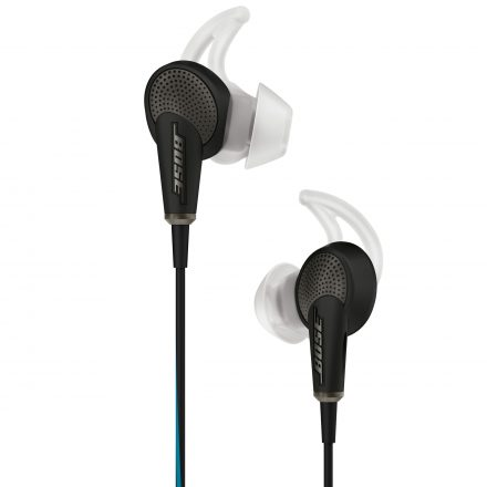 Bose® QuietComfort® Noise Cancelling® QC20 Acoustic In-Ear Headphones for Samsung and Android Devices