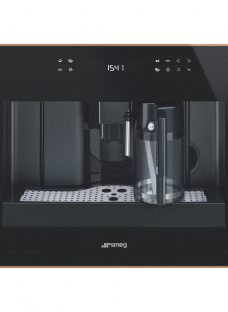 Smeg CMS4601NR Dolce Stil Novo Built-in Bean-to-Cup Coffee Machine