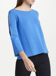 Marella Isador Slit Sleeve Top