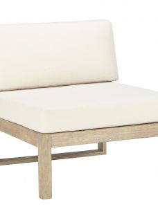 John Lewis & Partners St Ives Outdoor Single Modular Lounge Chair