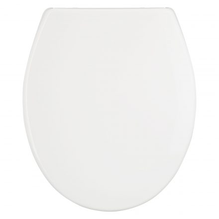 John Lewis & Partners Antibacterial Soft Close Toilet Seat