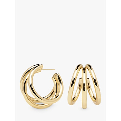PDPAOLA True Triple Hoop Earrings