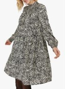 Monsoon Alessia Floral Smock Dress